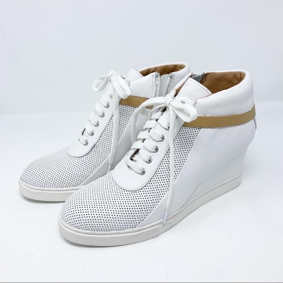 Linea Paolo Freja Wedge Bootie Sneaker